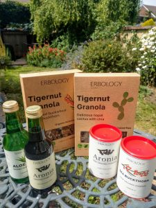 Exotic treats from Erbology
