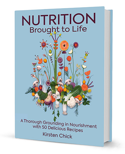 Nutrition brought to life book