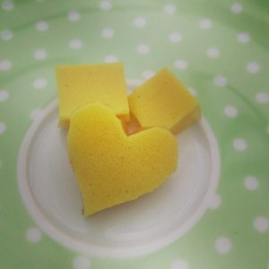 Golden Milk Gummi Sweets