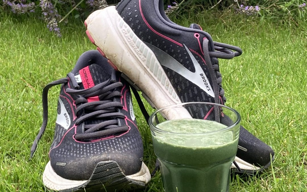 Running, calories and supershakes